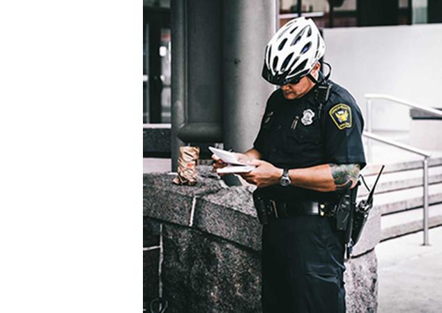 Smart Mobility Policier 1